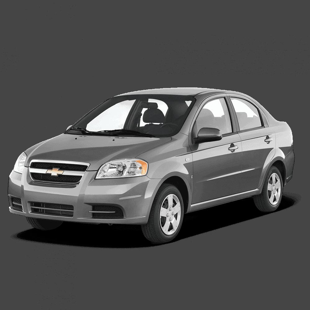 Выкуп Chevrolet Aveo с пробегом